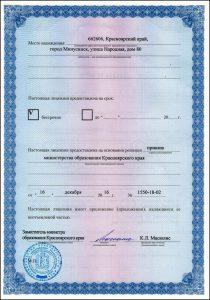 Лицензия образовательная деятельность_2